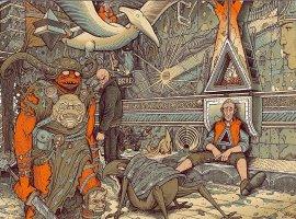 «Инкал»— классика европейской фантастики отАлехандро Ходоровски наоснове набросков«Дюны»