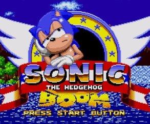 Соник не может заткнуться в моде Sonic 1 Boomed