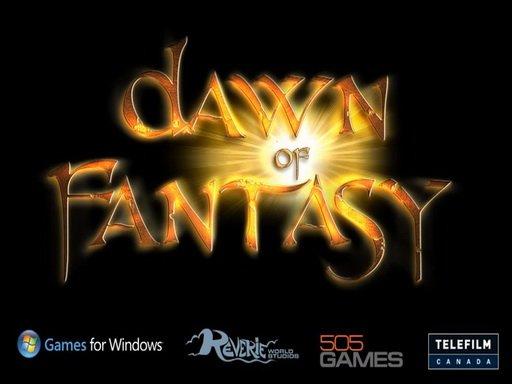 Dawn of Fantasy. Дневники разработчиков