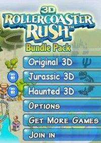Haunted 3D Rollercoaster Rush – фото обложки игры