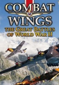 Combat Wings: The Great Battles of WWII – фото обложки игры