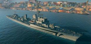 World of Warships. Обновление 0.7.2. Сокровища Франции
