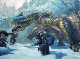Новый трейлер Monster Hunter World: Iceborne посвящен самым опасным монстрам