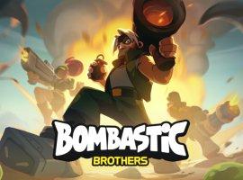 Пора спасать мир и корги! На iOS вышел олдскульный платформер Bombastic Brothers