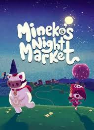 Mineko's Night Market – фото обложки игры