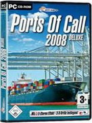 Ports of Call 2008 Deluxe – фото обложки игры