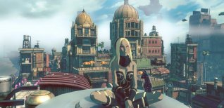 Gravity Rush 2. Live-action трейлер
