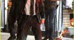 Промокший Киану Ривз ссобачкой нановых фото сосъемок фильма «Джон Уик3». - Изображение 3