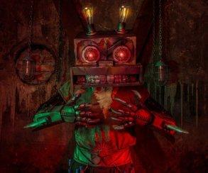 Возможно, самый потрясающий косплей вистории… наЗайца-робота из«Ну, погоди»!