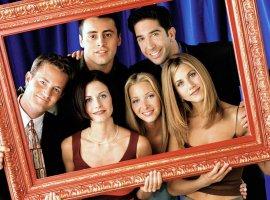 Звезды «Друзей» почти подписали контракт нановый часовой эпизод
