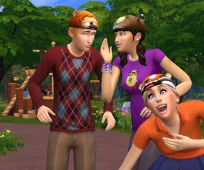 Как насамом деле выглядят персонажи The Sims, занимающиеся сексом. Спойлер: ужасающе