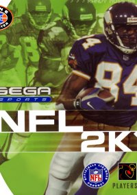 NFL 2K1 – фото обложки игры