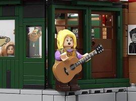 Соcкучились по ситкому «Друзья»? LEGO как раз выпустит тематический набор по сериалу! [обновлено]