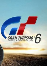Gran Turismo 6 – фото обложки игры