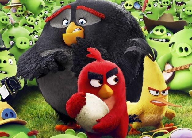 Рецензия на «Angry Birds в кино»