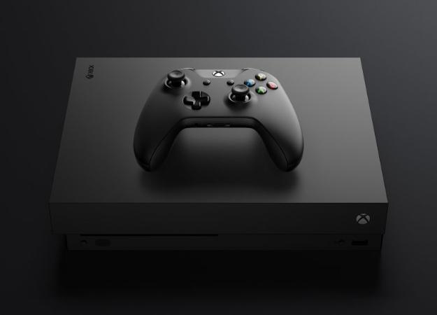 5 веских причин приобрести Xbox One X