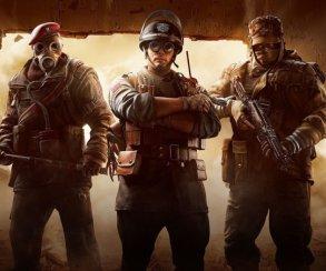 Гифка дня: слишком «тесная» командная работа вTom Clancy's Rainbow Six: Siege