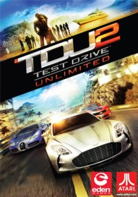 Test Drive Unlimited 2 – фото обложки игры