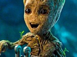 Промо «Стражей Галактики 2» с «Грэмми 2017»: Малыш Грут и Дэвид Боуи