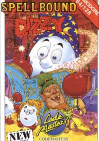 Spellbound Dizzy – фото обложки игры