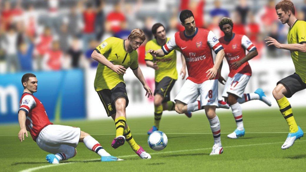 Рецензия на FIFA 13   Канобу - Изображение 2