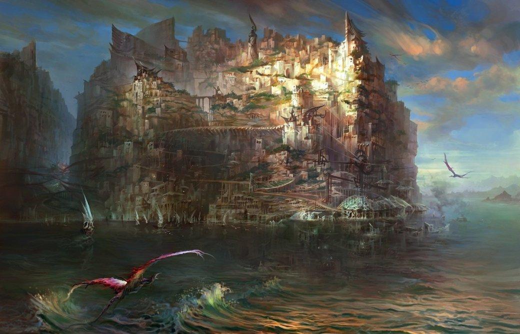 Torment: Tides ofNumenera. Путеводитель поУтесам Сагуса | Канобу