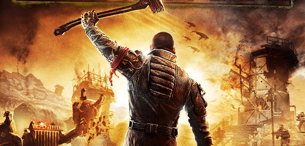 Red Faction: Guerrilla бросила GFWL ради Steam | Канобу - Изображение 1