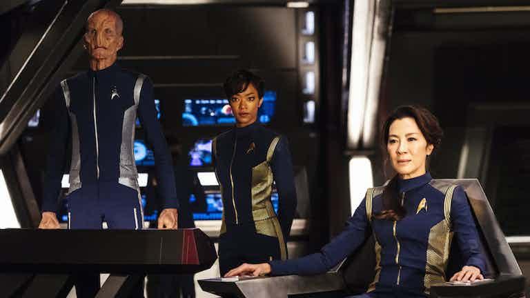 Звездный путь Андромеда? Ужасный первый трейлер нового Star Trek