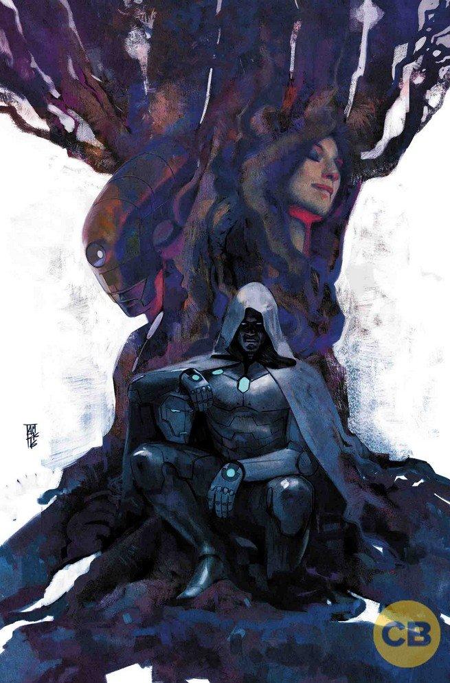 Мистер Фантастик стал врагом Железного Человека – доброго Доктора Дума | Канобу - Изображение 830
