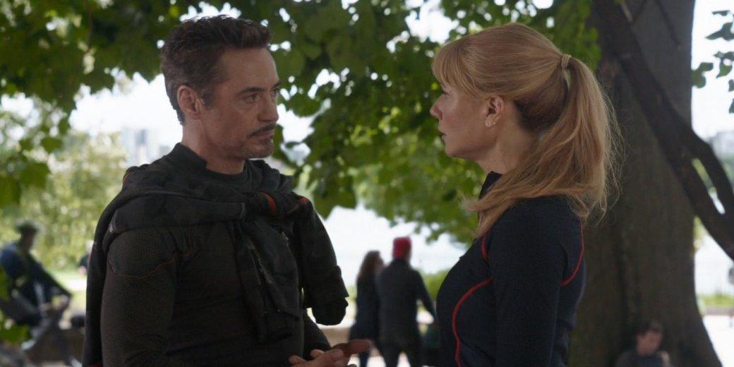 Слух: в «Мстителях 4» появится дочь Тони Старка и Пеппер Поттс из будущего | Канобу - Изображение 724