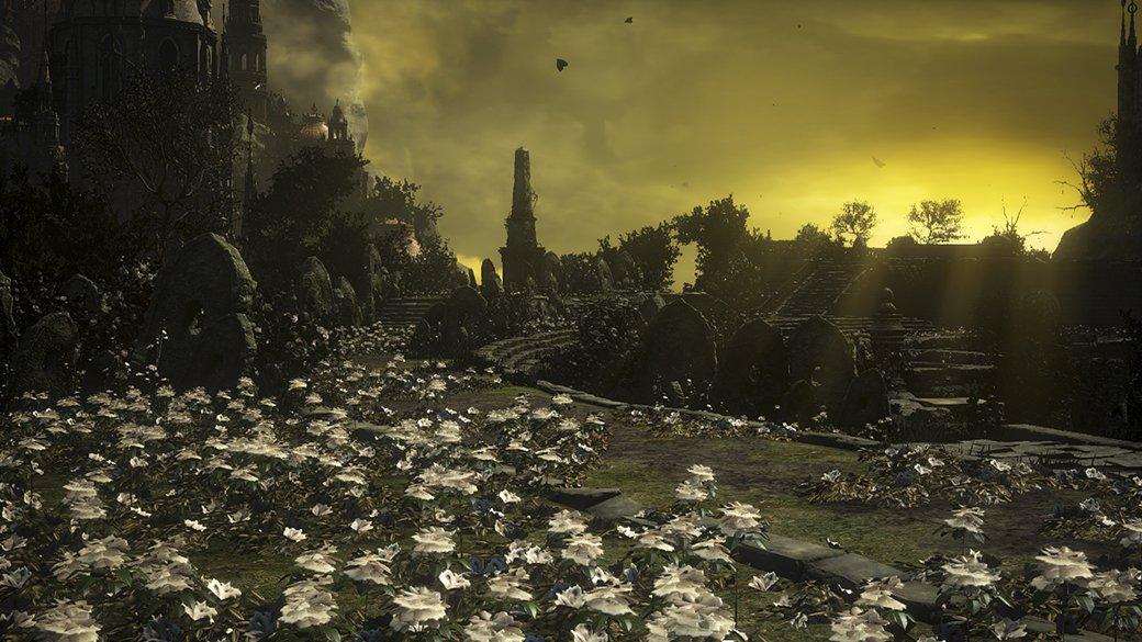 20 изумительных скриншотов Dark Souls 3: The Ringed City | Канобу - Изображение 15