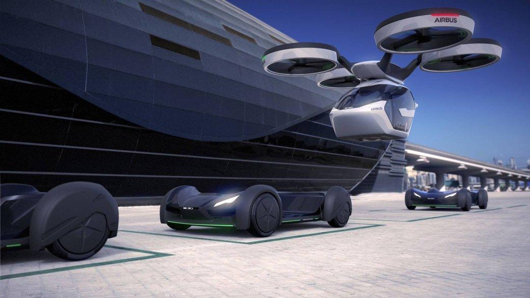 Летающие автомобили: насколько это реально? | Канобу - Изображение 0