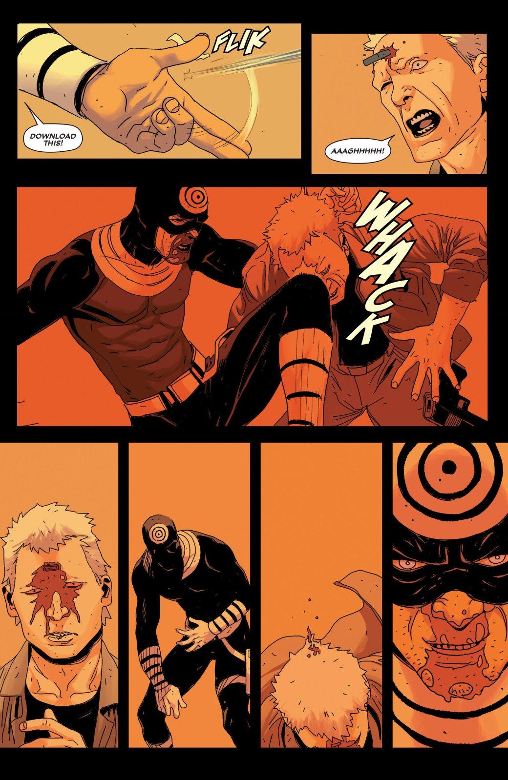 Издательство Marvel выпустило новый комикс про наемника Меченого | Канобу - Изображение 7906
