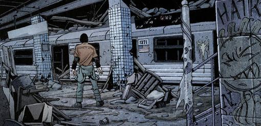 Комиксы: DMZ | Канобу - Изображение 3558