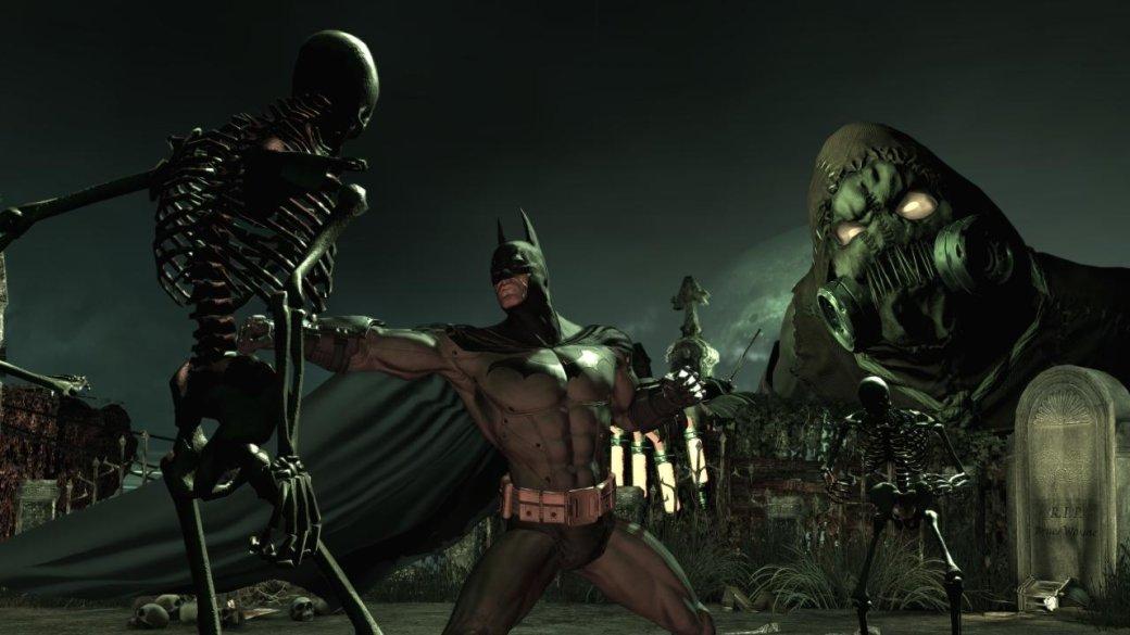 Лучшие игры про Бэтмена— понашему субъективному мнению | Канобу - Изображение 3