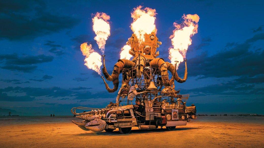 Фестиваль Burning Man 2016: безумие в пустыне | Канобу - Изображение 12