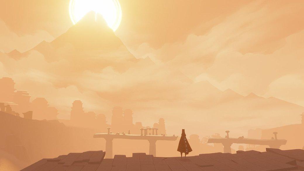 Рецензия на Journey - странноватая рецензия | Канобу - Изображение 4