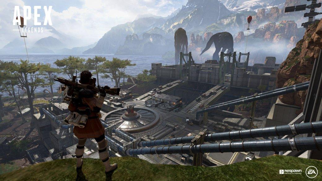 Сравнение Apex Legends с PUBG, Fortnite Battle Royale и CoD: Black Ops 4 Blackout   Канобу - Изображение 4575
