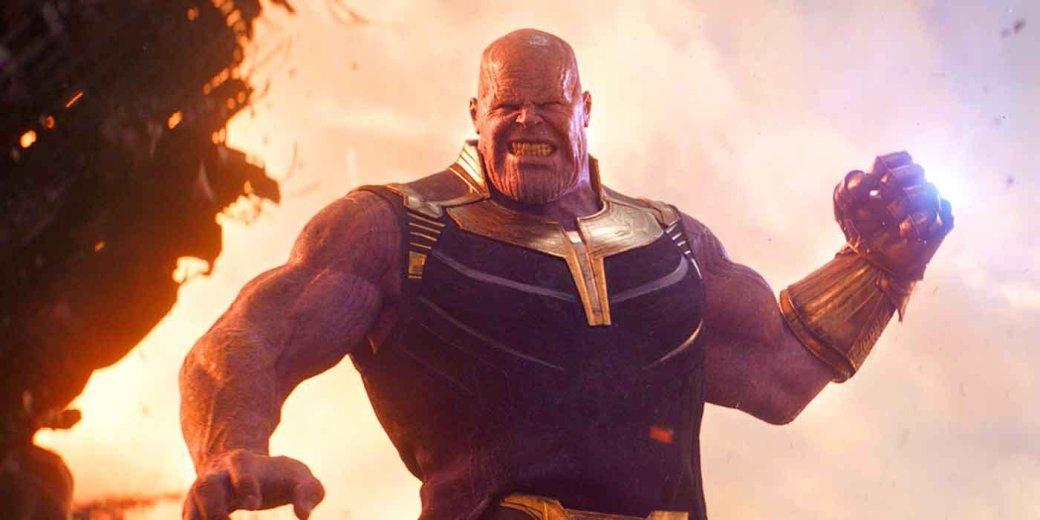 Почему Танос— лучший злодей киновселенной Marvel. - Изображение 1