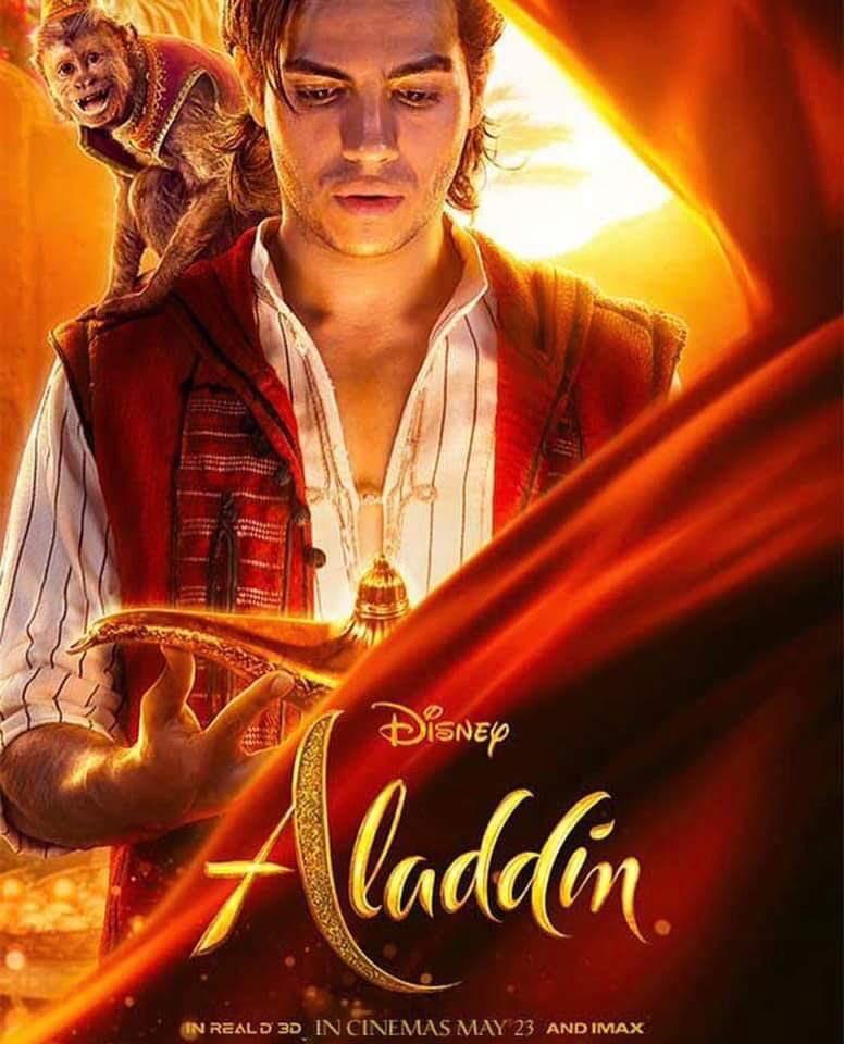 Нановых постерах «Аладдина» представили вовсей красе персонажей будущего фильма | Канобу - Изображение 2