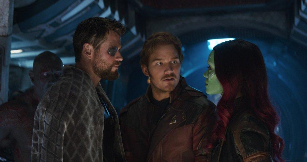 «Самым важным было убедиться, что Танос работает». Беседа оспецэффектах в«Войне бесконечности» | Канобу - Изображение 5269