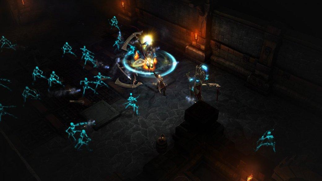Обновлено: Blizzard не работает над кроссплеем в Diablo III. Но что такое Reign of Terror? | Канобу - Изображение 1