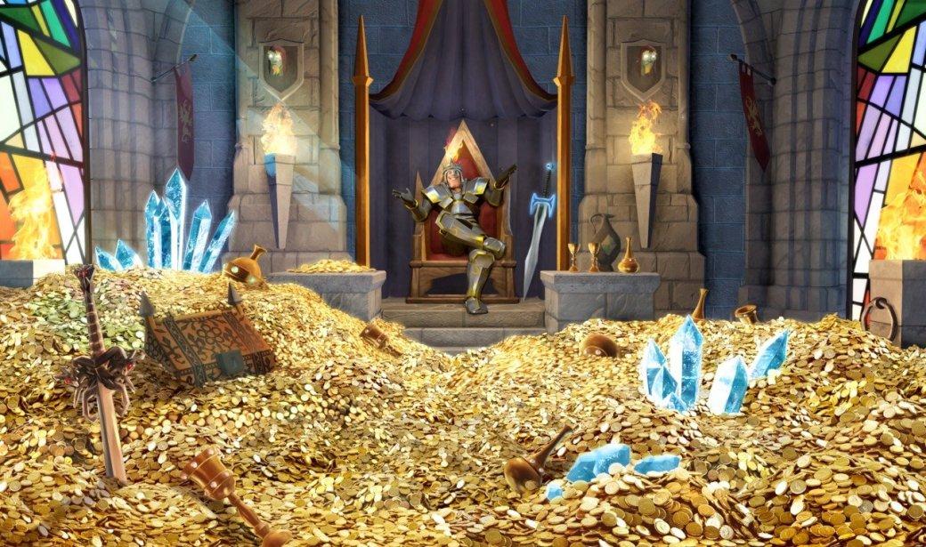 Mighty Quest for Epic Loot - Брысь от моих сокровищ | Канобу - Изображение 4