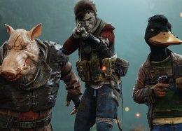 Бывшие разработчики Hitman анонсировали подобную XCOM игру Mutant Year Zero про животных-мутантов