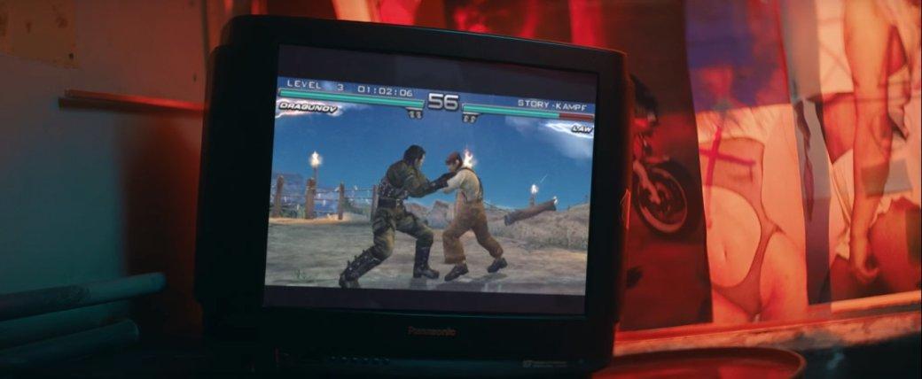 Слава КПСС выпустил клип натрек про один изсамых народных файтингов— про Tekken | Канобу - Изображение 8534