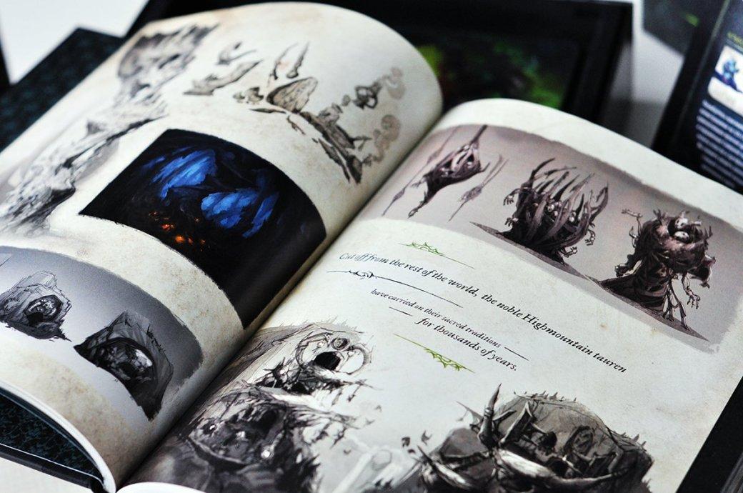 Распаковка коллекционного издания World ofWarcraft: Legion. С котом! | Канобу - Изображение 7