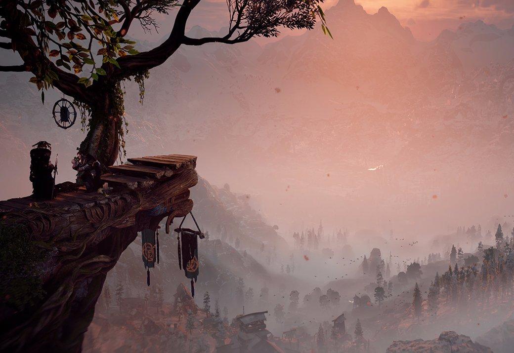 Все красоты мира Horizon: Zero Dawn | Канобу - Изображение 5