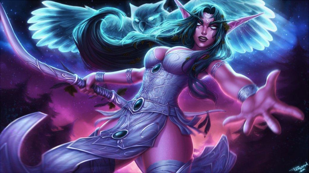 Оказалось, что вселенная Warcraft могла остаться без полюбившихся всем ночных эльфов | Канобу - Изображение 0