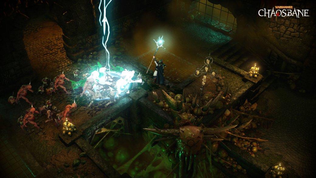 Анонсирована Diablo-подобная ролевая игра Warhammer: Chaosbane | Канобу - Изображение 0