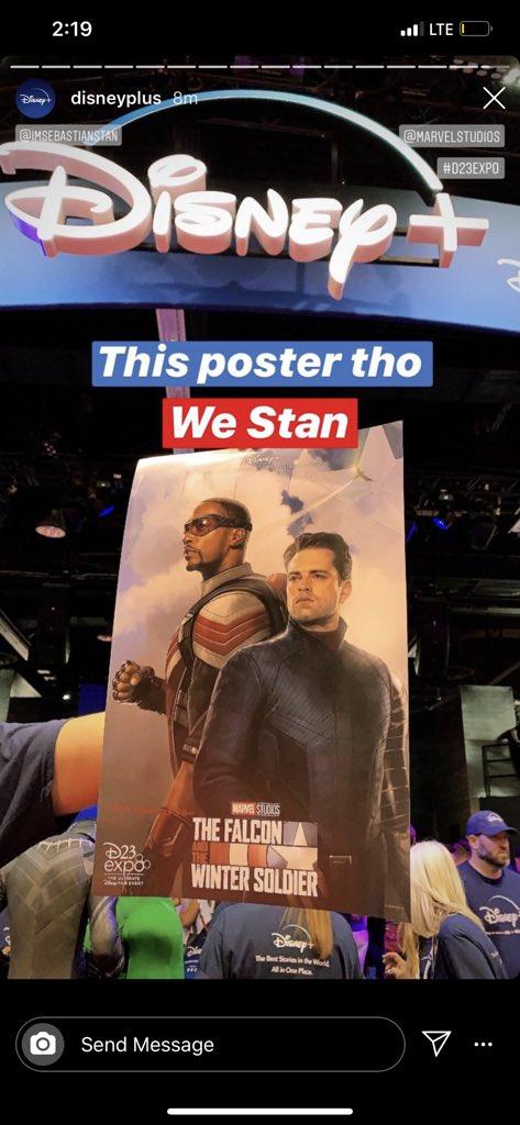 Как выглядят постеры «Черной вдовы» ибудущих сериалов Marvel | Канобу - Изображение 4